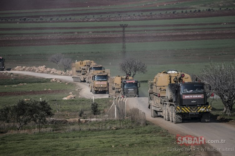 İdlib'ten SON DAKİKA HABERİ: Sınıra sevkıyat tüm hızıyla sürüyor! İşte İdlib'te son durum