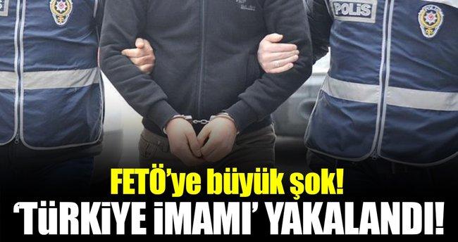 Siirt'te FETÖ'nün 'Türkiye imamı' yakalandı!