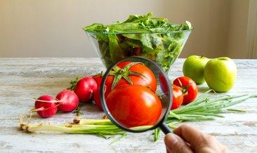Meyve ve sebzeleri için karbonatlı su kullanmak pestisitten arındırıyor!