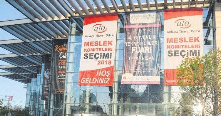 Ato Seçiminde Ilk Aşama Tamamlandı Ankara Başkent Haberleri