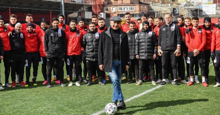 Süper Lig'in stadı olmayan tek takımı: Karagümrükspor