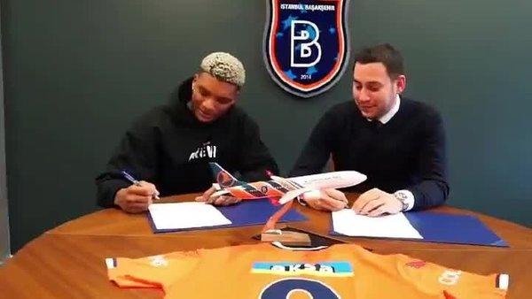 Trabzonspor Junior Fernandes transferini bu video ile açıkladı!