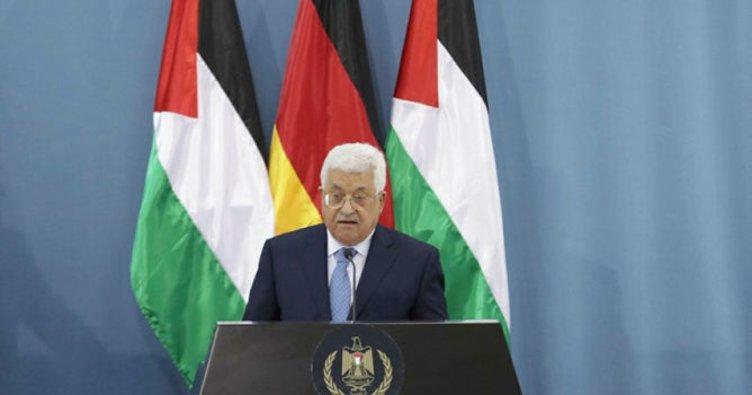 Filistin Cumhurbaşkanı Abbas, Vladimir Putin ile görüşecek