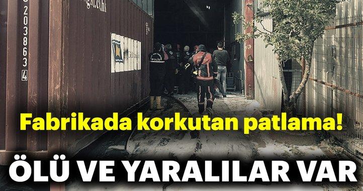 SON DAKİKA: Bursa'da patlama meydana geldi! Ölü ve yaralılar var...