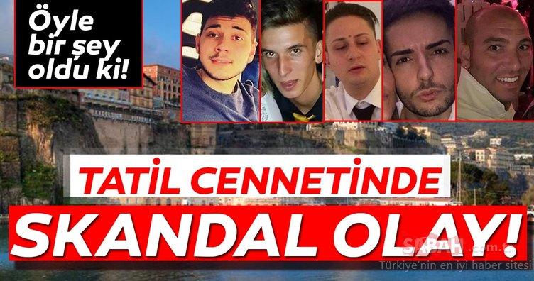 SON DAKİKA HABERİ: Tatil cennetinde skandal olay! 5 otel çalışanı, müşterilerini istismar etti!