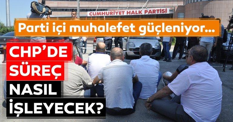 CHP'de parti içi muhalefet güçleniyor!
