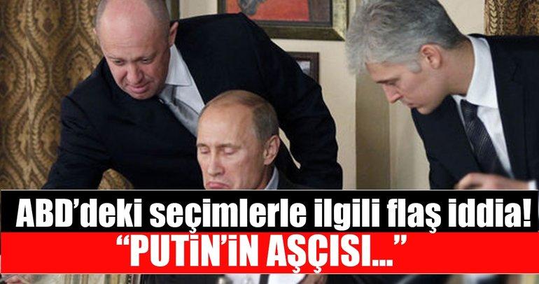 ABD Başkanlık seçimlerinde 'Putin'in aşçısı' iddası