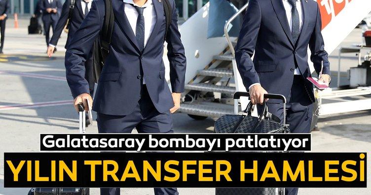 Galatasaray transfer haberleri: Galatasaray'dan Hakan Çalhanoğlu bombası!