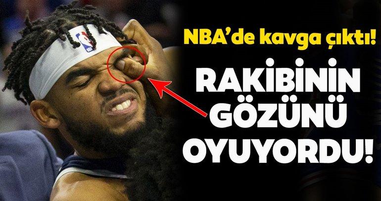 NBA'de tarihi gece! Kavga, kırık ve çılgın istatistikler...