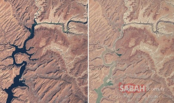 NASA'dan korkutan uydu görüntüleri! Aralarında İstanbul'da var…
