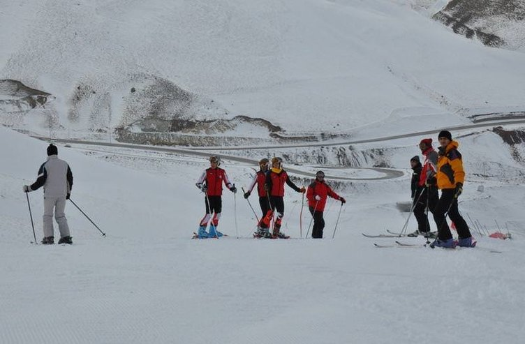 Erzurum Konaklı Kayak Merkezi