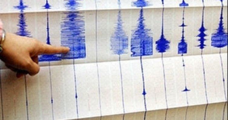 Van'da 4.4 büyüklüğünde deprem oldu