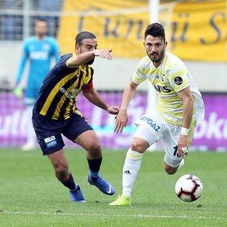 Fenerbahçe ile Ankaragücü 101. randevuda