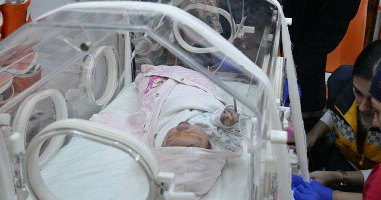 Annesinin çöpe attığı 40 günlük bebek hayatını kaybetti