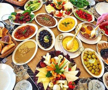 En leziz iftar sofraları