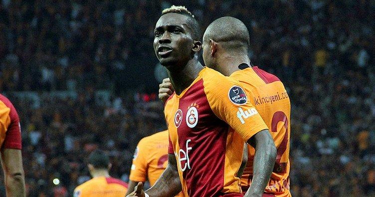 Galatasaray yoluna kayıpsız devam ediyor