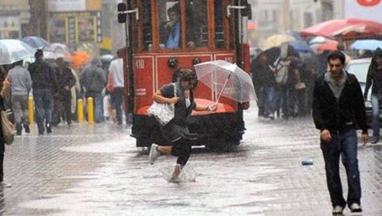 Meteoroloji'den son dakika yağış açıklaması