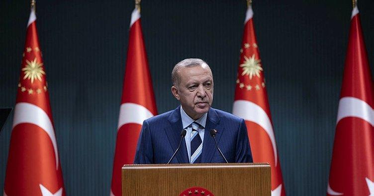 Son dakika! Başkan Recep Tayyip Erdoğan'dan 'Paris İklim Anlaşması' açıklaması: Tarihi bir adım atıyoruz