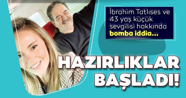 İbrahim Tatlıses ile 43 yaş küçük sevgilisi Gülçin Karakaya evleniyor mu? Gündeme bomba gibi düşen iddia!