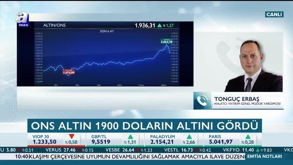 Uzman isim altın yatırımcısını uyardı: Altın fiyatları aşağı baskılanabilir