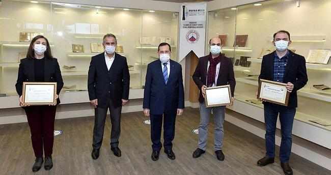 Trabzon'da bulunan yaklaşık 6 bin yıllık mızrak uçları müzede sergileniyor