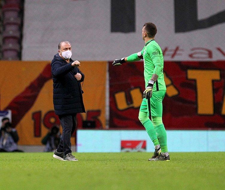 Son dakika: Galatasaray Muslera'nın sözleşmesini uzatıyor!