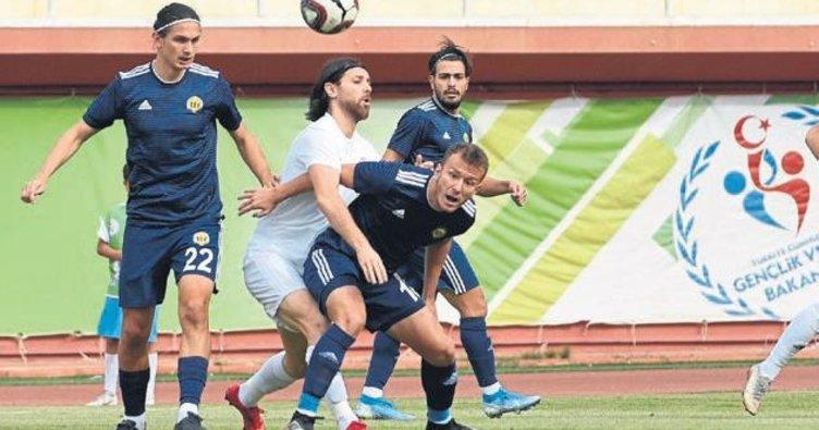 Kupa maçı Mersin Stadı'nda