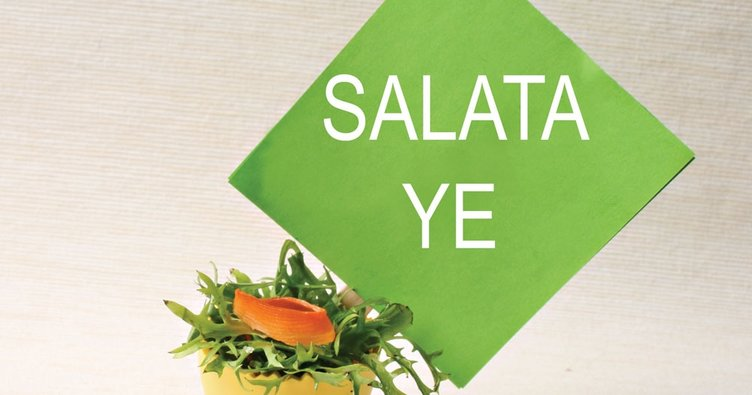 Vitamin deposu salatalar