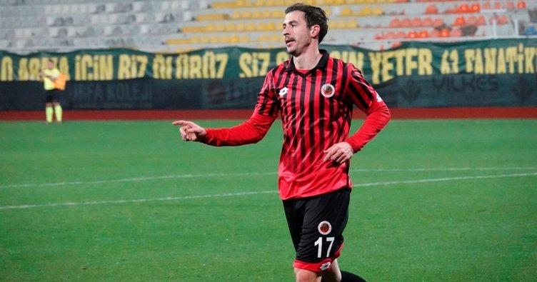 Kocaelispor, Bogdan Stancu'yu transfer etmek istiyor
