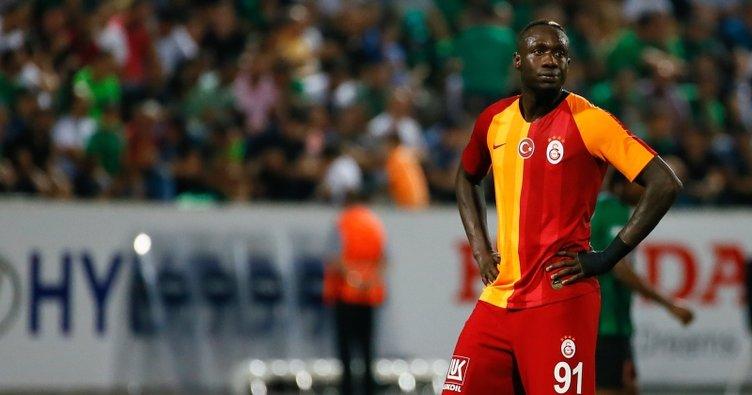 Galatasaray'a Mbaye Diagne'den kötü haber: 6 milyon Euro bile veren yok