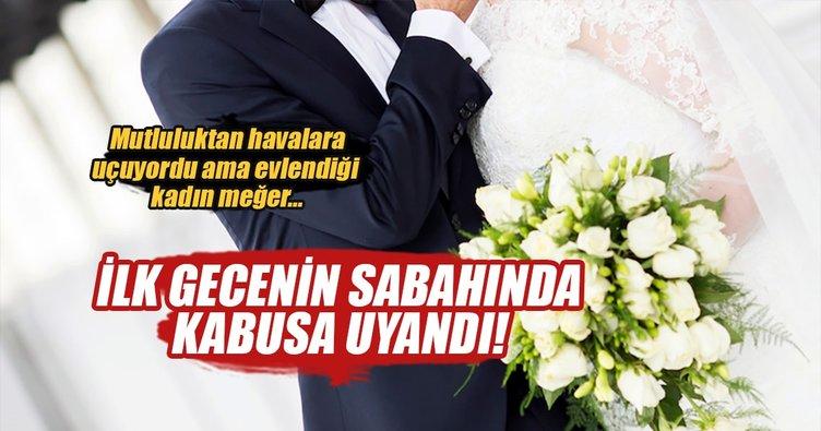 Malatya'da 4 çocuklu evli kadının nikah tuzağı