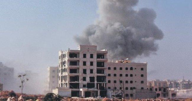YPG ve rejim birlikte saldırıyor