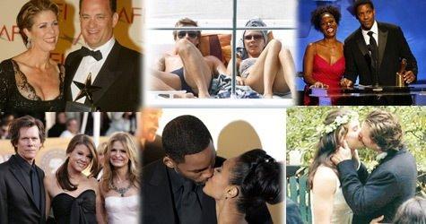 Hollywood'un en uzun soluklu evlilikleri