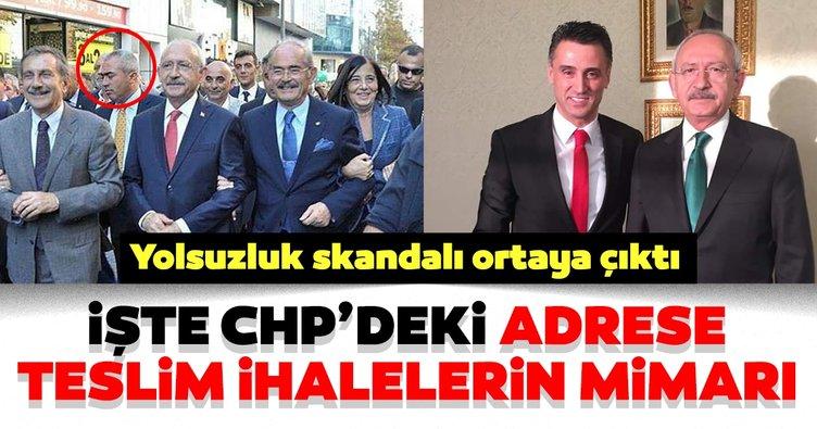 Son dakika haberi   CHP'deki yolsuzluk skandalı ortaya çıktı! İşte adrese teslim ihalelerin mimarı