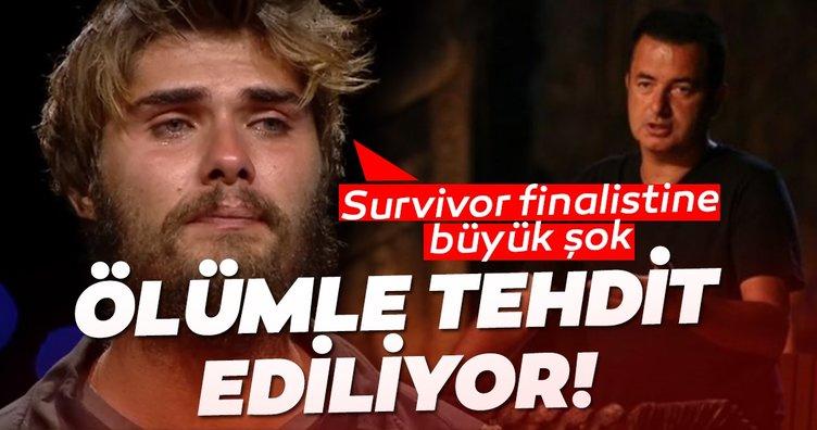 Survivor'dan son dakika haberi: Survivor finalisti Barış Murat Yağcı ölümle tehdit ediliyor! Barış Murat Yağcı'nın babasından şaşırtan sözler...