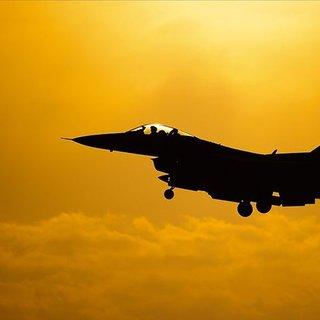 Almanya'da bir ABD savaş uçağı düştü
