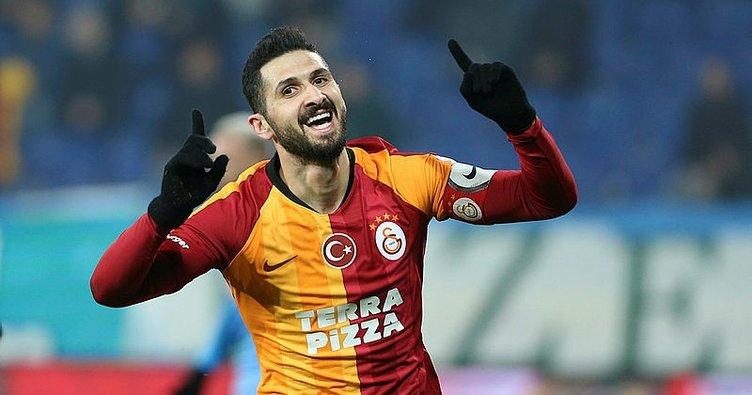 Galatasaray'da yeni transfer Emre Akbaba! Belhanda detayı...