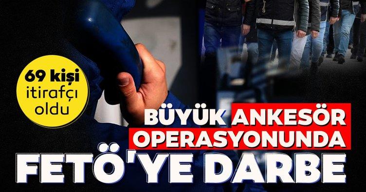 İzmir'deki ankesör operasyonunda son dakika gelişme! 69 kişi itirafçı oldu