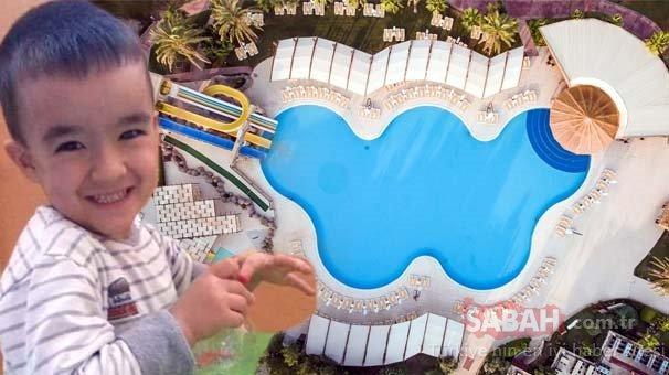 Antalya'da 5 yaşındaki çocuk otel havuzunda boğuldu
