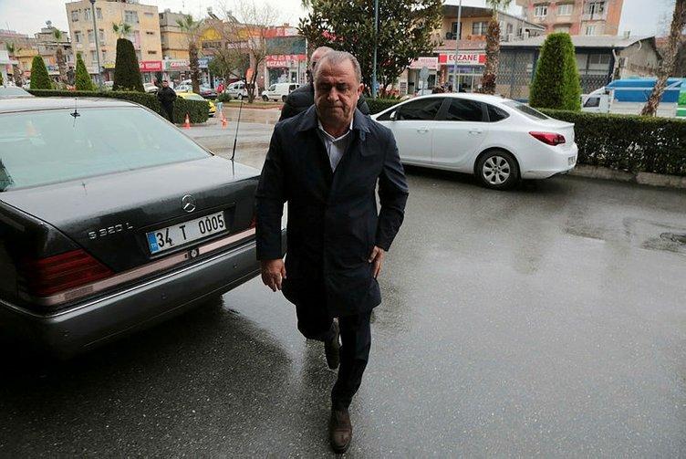 Galatasaray-Hatayspor maçından sona bunu paylaştı!