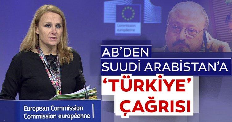 AB'den Suudi Arabistan'a Türkiye ile iş birliği yap çağrısı