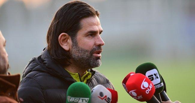 Bursaspor teknik direktörü İbrahim Üzülmez'den BB Erzurumspor maçı yorumu