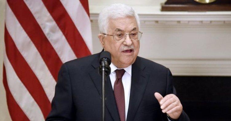 Abbas: Trump'ın yakında Filistin topraklarını ziyareti bekleniyor