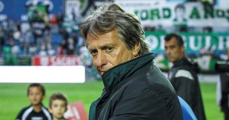 Galatasaray için sürpriz iddia: Jorge Jesus!