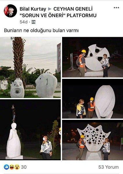 CHP'li belediyeden büyük saygısızlık! Milli şehitin anıtının yerine bakın ne koydular...