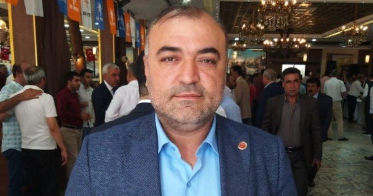 Şanlıurfa'da Belediye Meclis üyesi hayatını kaybetti