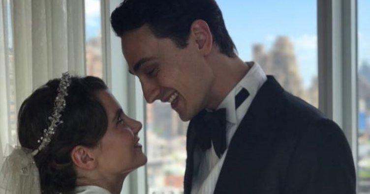 Ayşecan Tatari ile Edip Tepeli evlendi
