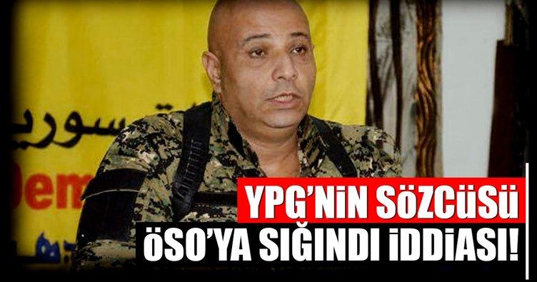 Terör örgütü sözcüsü Silo örgütten ayrıldı! ÖSO'ya sığında iddiası