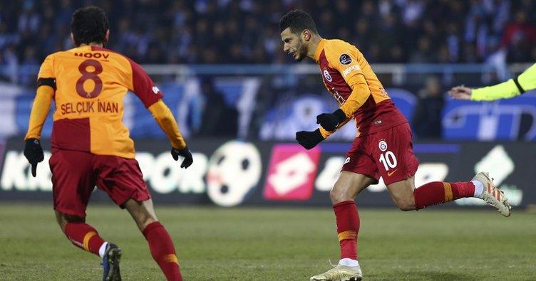 Younes Belhanda'dan son 4 maçta 4 gol