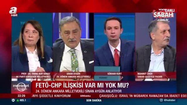 24. dönem Ankara Milletvekili Sinan Aygün'den Kılıçdaroğlu'na tepki! FETÖ ve HDP'den vazgeçemez